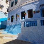 青い街、シャウエンの旅
