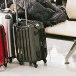 海外旅行中に壊れたスーツケースは保証される!